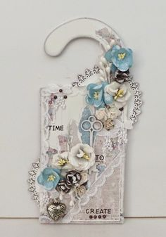 Ingrid's place: Door hanger *Maja Design*