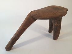 Lobi Stool. Found in Burkina Faso, 2008. From the Collection of Christopher Burns.
