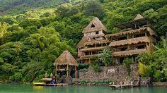 Laguna Lodge Eco-Resort & Nature Reserve on Lake Atitlan, Guatemala