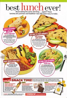 looking for packed lunches ideas and I like this one.