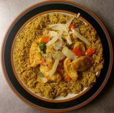 Vegan life: Chili-soijanugetit riisipedillä
