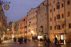 The medieval town of Rattenberg - Top 10 romantic Christmas markets in Tyrol, Austria