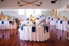 vancouver rowing club nautical navy white striped wedding (15)
