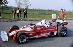 #Fiorano '76 #Ferrari T2