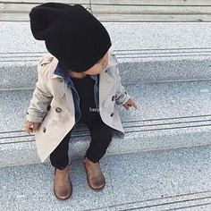 Fall jacket for boys boys beanie trendy boys style for fall fall Cute Baby Boy Outfits, Little Boy Outfits, Baby Boy Shoes, Toddler Outfits, Girl Outfits, Children Outfits, Fashion Kids, Baby Boy Fashion, Toddler Fashion