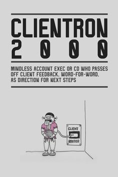 Clientron 2000 #Workwankers