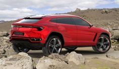 Hot Stuff! Lamborghini Urus SUV