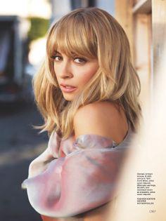 Nicole #Richie #blonde #hair