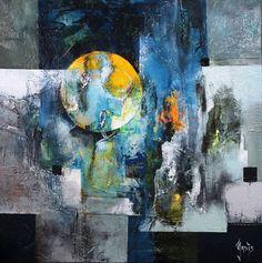De la terre à la lune 100 x 100