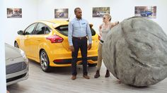 Plenty of room for ancient artifacts | 2015 Ford Focus