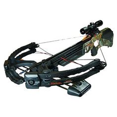 Barnett Buck Commander Crossbow Package