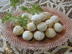 Rose Geranium sugar cookies