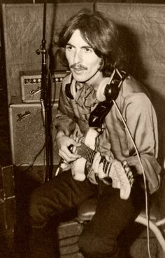1968 - George Harrison.