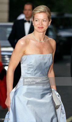 Lady Helen Taylor Attends A Gala At Bridgewater House Prior To The Wedding Of Princess Alexia Of Greece And Carlos Morales Quintana.