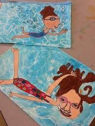 Kuvahaun tulos haulle david hockney art projects for kids
