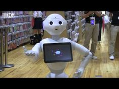"""ComputerWorld reports on """"Pepper the robot brings artificial intelligence, cuteness to Tokyo""""Danmark, Denmark, List of All The Countries, The Republic of Joy Richard Preuss, This is Joy Richard Preuss, Joy Richard Preuss in The Heaven World News"""