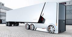 ¡Alucinante! ¿Te imaginas cómo luciría un camión eléctrico de Audi? | MEGA RICOS