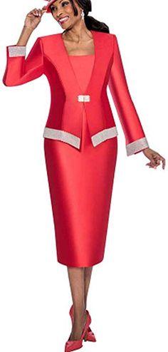 Amazon.com  Kueeni Women Church Suits with Hats Church Dress Suit for Ladies  Formal 32689e51a8b9