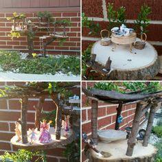 Fairy Bathroom Set The Fairies Cauldron Check Us Out In Fb 55 All My Garden Pinterest Gardens