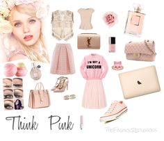 Drem pink : new post on the blog  www.thefashionreflexions.com