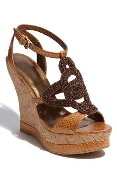 cute Wedge Sandal !
