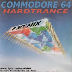 """Check out """"Live Mini DJSet Happy New Year w/ 2 commodore64 and 1 mixer (8-bit-Mix Hardtrance Chiptune )"""" by ISItheDreaMakeR 8*Bit*Mix on Mixcloud #edm #hardtrance #trance #chiptune"""