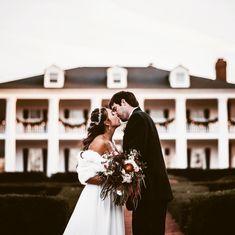 Winter Wedding at Sanctuary Estate