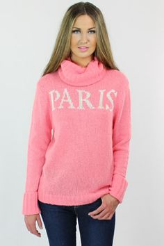 Wildfox Couture Paris is Home Seattle Sweater