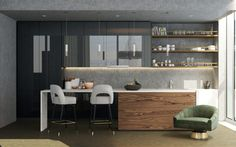 2019 Kitchen Design Trends That You Must Know For Your Home Decor - The interior design experts have already established the ultimate interior design trends Home Decor Inspiration, Interior, Luxury Furniture, Interior Design Trends, Home Decor, Modern Interior Design, Luxury Interior Design, Mid Century Modern Design, Interior Design