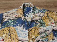 Regular Hawaiian Original M Vintage Casual Shirts for Men Vintage Style, Vintage Fashion, Aloha Shirt, Casual Shirts For Men, 1940s, Hawaiian, Legends, Fashion Inspiration, Tropical