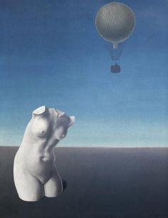 René Magritte, (1919).
