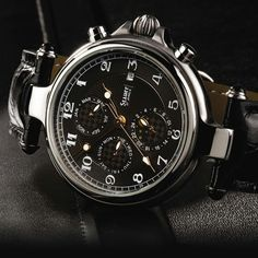 Men's Automatic Watches from Stauer.com