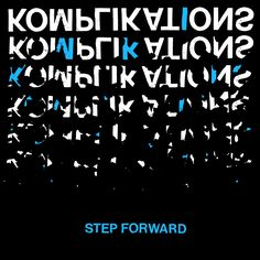 KOMPLIKATIONS - step forward LP RSR039 Cd Cover, Album, Feelings, Lp, Music, Cd Sleeves