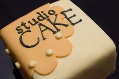 Studio Cake Business Card Cake | by studiocake