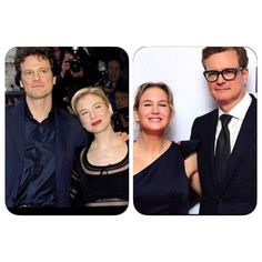 Colin Firth & Renee Zellweger