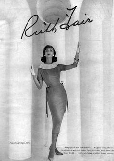 Ruth Fair 1957 - Evelyn Tripp