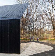 Mirror House in Copenhagen