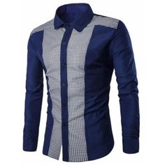 With a vast array of men's long sleeve shirts in an assortment of various colors and styles, you'll make sure […] African Shirts For Men, African Clothing For Men, African Men Fashion, African Wear, Mens Fashion, Casual Suit, Men Casual, Mens Designer Shirts, Mode Style