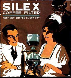 silex coffee filter 1916 by Captain Geoffrey Spaulding, via Flickr