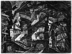 Les Prisons imaginaires de Giovanni Battista Piranesi (12)