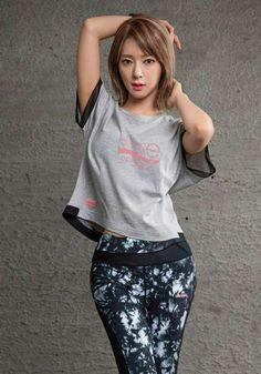Choa AoA ace of angels kpop model korean
