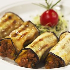 All Delicious | Beef and Eggplant Moussaka Rolls Recipe