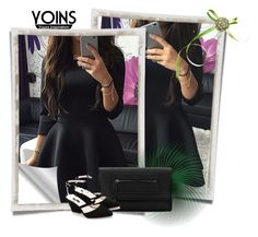 """Yoins 37."" by fashionunion-1 ❤ liked on Polyvore featuring yoinscollection and loveyoins"