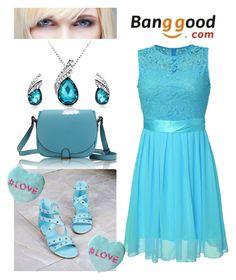 """7#Banggood"" by comicdina ❤ liked on Polyvore"