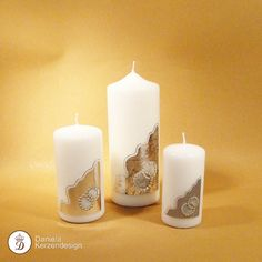 Verzierwachs zum Verzieren von Kerzen und Festtagskerzen Pillar Candles, Lights, Carved Candles, Candle Decorations, Wax, 60 Birthday, Eggs, Random Stuff, Lighting
