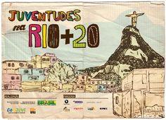 A Rio + 20 proporcionou uma série de temas voltados às juventudes, como, por exemplo, a questão da sustentabilidade. Daí o meu projeto de artigo com o tema a relação socioambiental entre jovens do ensino médio privado em contexto real e virtual.