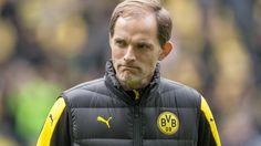 Mats Hummels ist bei Borussia Dortmund doch noch halbwegs versöhnlich verabschiedet worden. Thomas Tuchel hingegen war stinksauer. Die graublauen Augen des Trainers blitzten auf, seine Worte kamen schneidend. Tuchel war erstmals während seiner Amt...