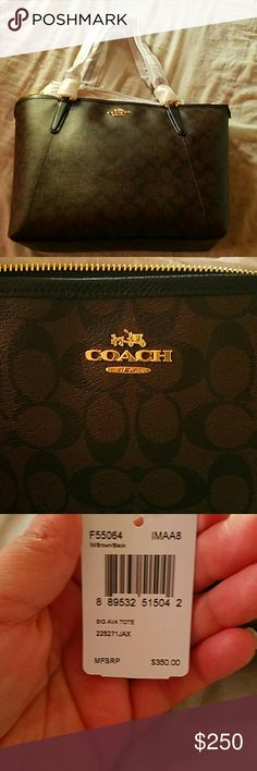 Coach tote Brand new coach tote bag Coach Bags Totes