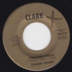 """Stealing Kisses/Poor Old Broken Up Me (7""""/45 rpm) CLARK http://www.amazon.com/dp/B00KC124ZQ/ref=cm_sw_r_pi_dp_1YIGvb0QJTSQK"""