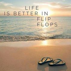 flip flops are better at the beach too!!!!!!!!!!! Beach Quotes, Motto, Beach Trip, Travel, Movie Posters, Ideas, Voyage, Popcorn Posters, Viajes